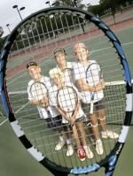 Теннис и дети
