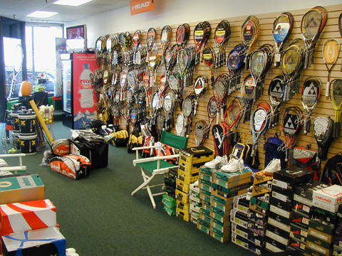 everybodys racquet